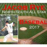 Jacob Rye North South All Star Baseball