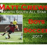 Matt Crews North South All Star Boys Soccer