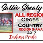 Congrats Sallie Shealy!