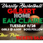 Varsity Basketball Tuesday