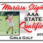 Congrats Marissa Sligh!