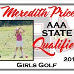Congrats Meredith Price!
