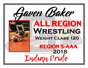 2018 Wrestling All Region