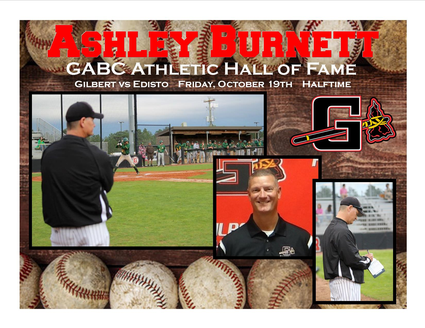 Ashley Burnett to be inducted in the Gilbert Athletic Hall of Fame