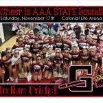Cheer at State!