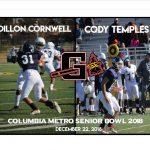 2018 Columbia Metro Senior Bowl