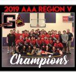 2019 AAA Region V Champions!