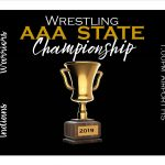 AAA Wrestling State Championship Bound!!