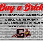 Buy a Brick with GABC!