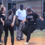 Rosson Leads Lady Indians to a Victory over Pelion