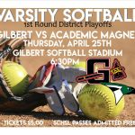 Softball Home Playoffs