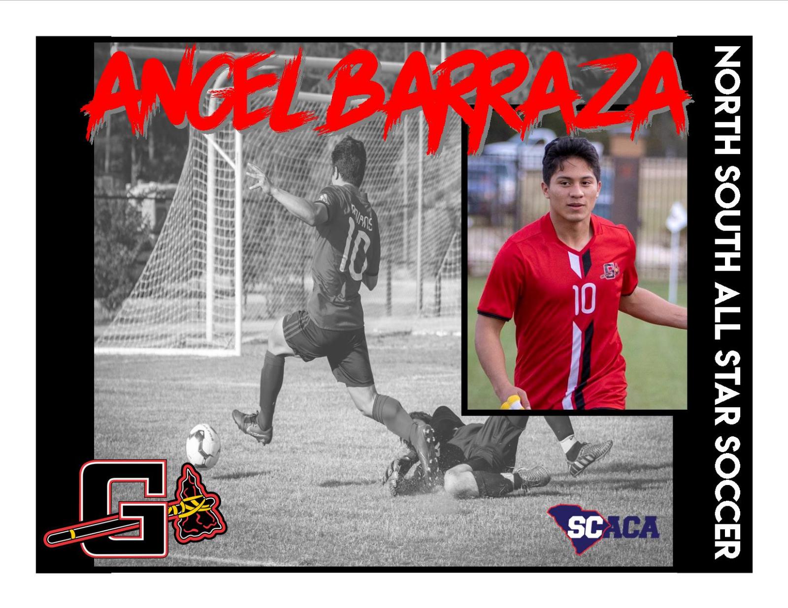 Angel Barraza North South Boys Soccer!