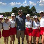 Gilbert Golf Breaks School Record