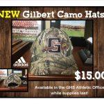 New Gilbert Camo Hats for Sale