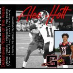 Congratulations to #11 Alec Holt Week 5 Defensive Player of the Week