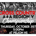 XC AAA Region V Championship Thursday