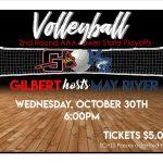 Volleyball 3rd Round Playoffs Wednesday