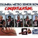 Columbia Metro Senior Bowl 2019
