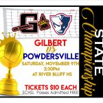 Volleyball AAA State Championship Saturday