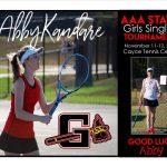 Congratulations to Abby Kandare!