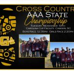 Cross Country AAA State Championship