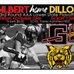 Gilbert Football HOSTS Dillon