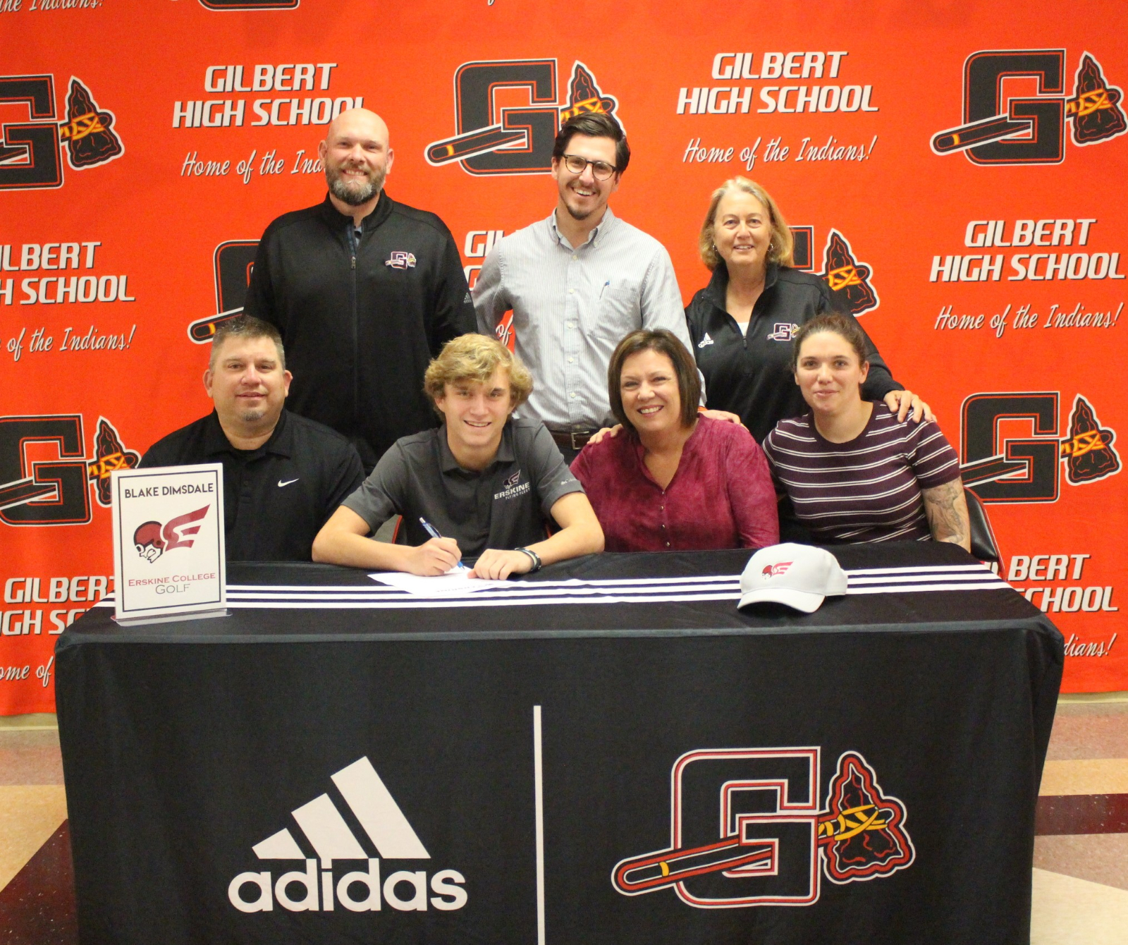 Congratulations to Blake Dimsdale