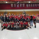 Wrestling WINS AAA Region V Championship!