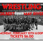 Wrestling HOSTS May River