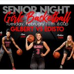 Basketball Senior Night!