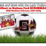 Meet and Greet with the Lady Indians!!! FREE!