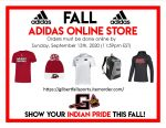 Fall Online Adidas Store is Open!