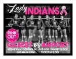 Volleyball Pink Out Night