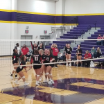 Volleyball Wins AAA Region V Championship!
