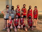 Girls Cross Country Wins AAA Region V Championship