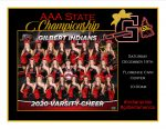 Cheer at AAA State Championship
