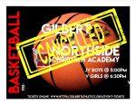 Basketball HOME Northside Christian Academy CANCELLED
