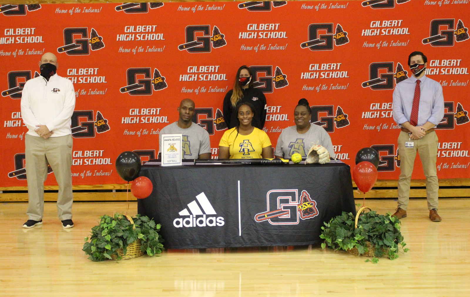 Gilbert HS National Signing Day 2020