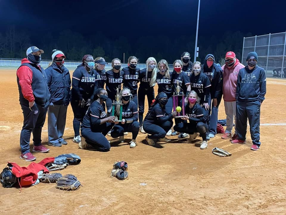 Lady Indians WIN Beat Cancer with a Bat Tournament!