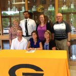 KATIE CRAWFORD TO PLAY VOLLEYBALL AT LIMESTONE