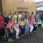 2015-2016 GHS Student / Athlete Advisory Council