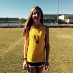 Anna Kathryn Stoddard Wins Girls Region Cross County Title