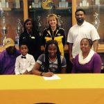 Tembre Moates Signs to Play Basketball at Western Carolina
