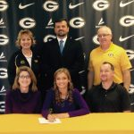 Ashtin Davis Signs to Play Basketball at Converse College