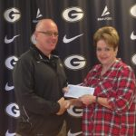 Cato Corporation Makes Donation to GHS Athletics