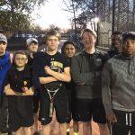 Greenwood High School Boys Varsity Tennis beat Hillcrest High School 7-0