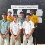 Greenwood High School Boys Varsity Golf falls to Hillcrest High School 634-650