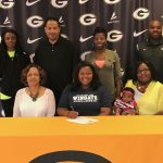 Toniaya Henderson Signs Letter of Intent with Wingate University
