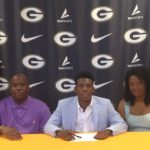 Will Culbreath Signs Letter of Intent with Limestone