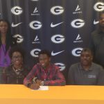 Kevin Thomas Signs Letter of Intent